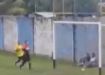 Peruvian keeper breaks down in tears after conceding 22 goals