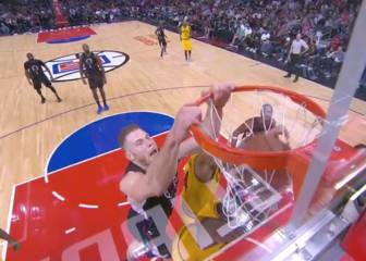 Los Clippers de Griffin barren a unos Cavs sin LeBron James