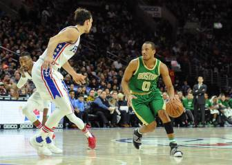 Resumen del Philadelphia 76ers - Boston Celtics