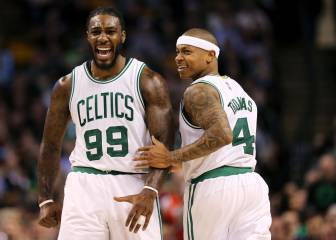 Resumen del Boston Celtics-Wizadrs de la NBA
