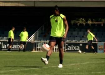 Ronaldinho: making the first million views on YouTube