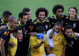 Mutual respect from Uruguay and Brazil ahead of quaifier