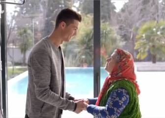 Cristiano brushes up on his Turkish for new promo clip