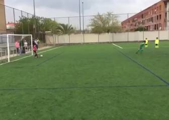 Fair play prevails in kids' game after penalty wrongly awarded