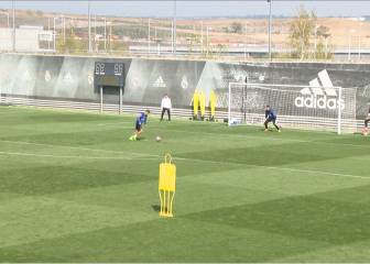 Varane back in Real Madrid training and in frame for Alavés