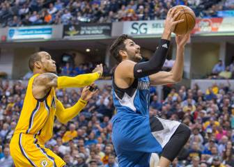 Resumen del Indiana Pacers - Minnesota Timberwolves