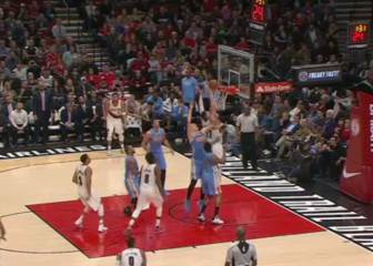 Resumen del Portland Trail Blazers - Denver Nuggets