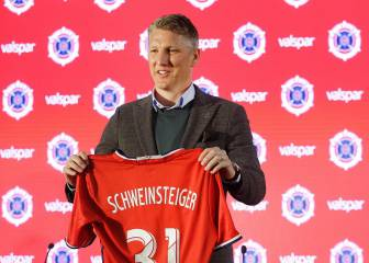 Schweinsteiger asked if he can lead Chicago to World Cup glory!