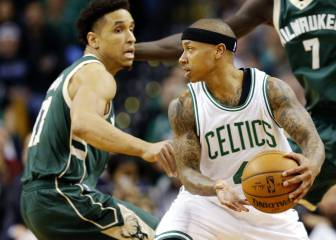 Resumen del Boston Celtics - Milwaukee Bucks de la NBA