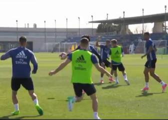 Full complement for Zidane as Real Madrid prepare for Alavés