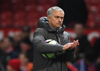 Mourinho laments Man United's lack of goals