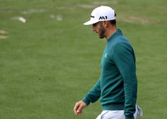 Johnson withdraws at first tee in Augusta