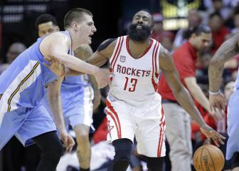 Resumen del Houston Rockets-Denver Nuggets de la NBA