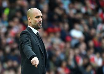 Top-four the target, but I wanted more - Guardiola