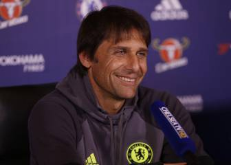 Champions League Chelsea's first target - Conte