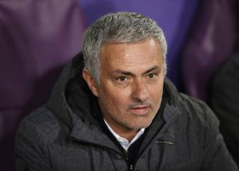 Mourinho points finger at United strikers