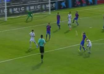 Zidane's son scores top goal for Real Madrid U12s against Barça