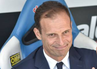 Allegri understanding of Luis Enrique's mind games