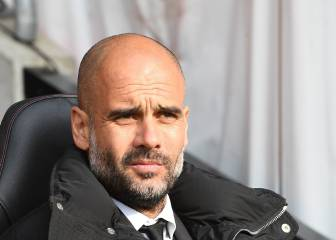 Guardiola 'happy' with good Man City season