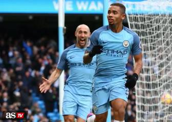 Gabriel Jesus has 'Europe in his hands' - Guardiola