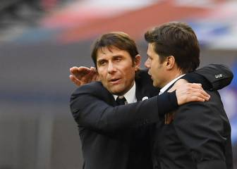 Chelsea's FA Cup win has no bearing on title race - Conte