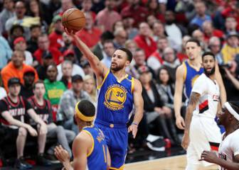 Resumen del Portland Trail Blazers-Golden State Warriors de la NBA