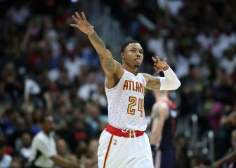 Resumen del Atlanta Hawks-Washington Wizards de la NBA