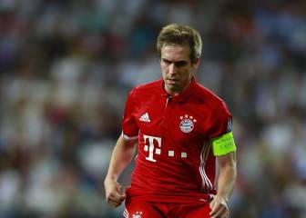 Borussia Dortmund 'our greatest rivals' - Lahm