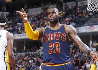 Resumen del Indiana Pacers-Cleveland Cavaliers