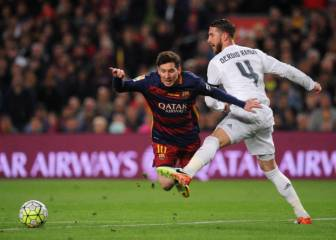 Messi contra Ramos: una tortura china interminable...