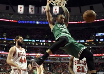 Resumen del duelo entre Chicago Bulls y Boston Celtics