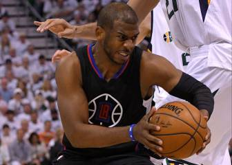 Resumen del duelo entre Utah Jazz y Los Angeles Clippers