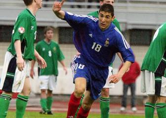 Hazard, Benzema, Silva... stars were born at under-17 Euros