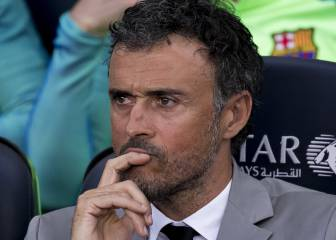 Home form cost us title admits Luis Enrique