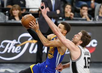 Así los Warriors barrieron con los Spurs y pasaron a la final