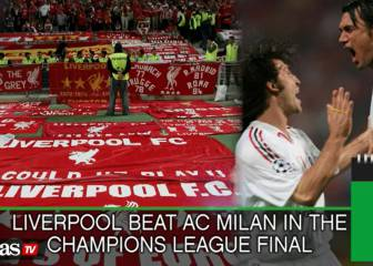 On This Day... Liverpool's epic comeback to beat Milan in 2005