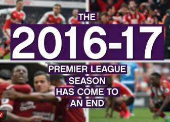 What do you remember about the Premier League season?