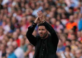 Diego Simeone explains why Atlético Madrid fans love him