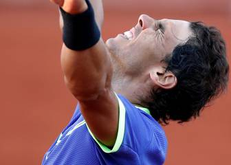 King of clay: Rafa Nadal's five greatest French Open points