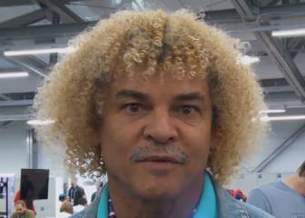 Valderrama encourages James to leave Real Madrid