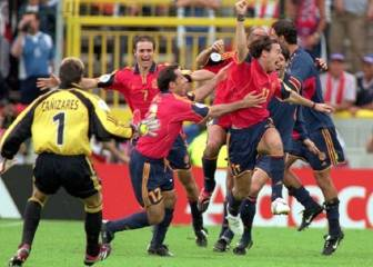 17 years since THAT Alfonso winner for Spain at Euro 2000