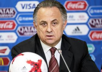 Russia deputy prime minister defends Confederations Cup attendances