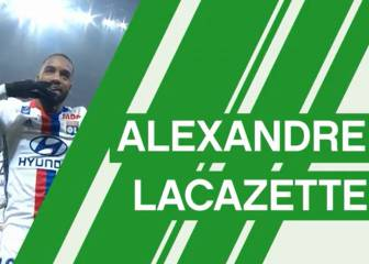 Alexandre Lacazette - player profile