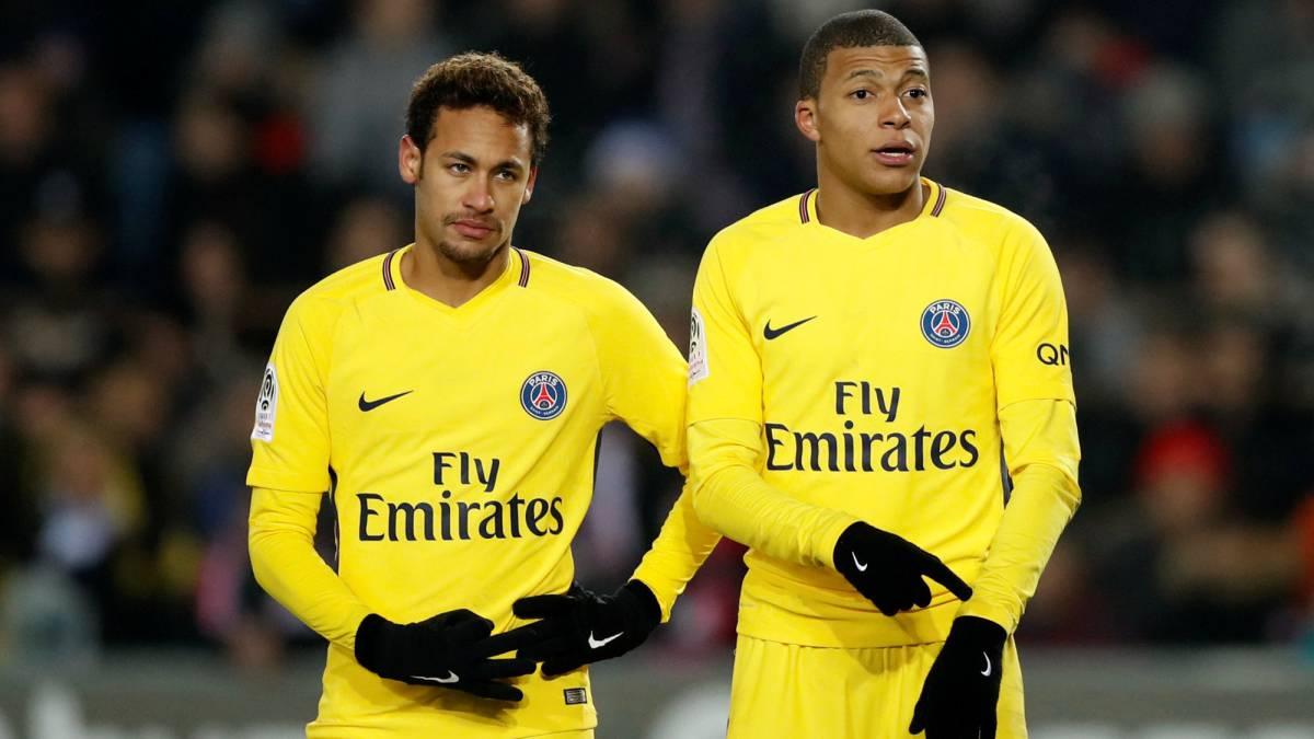 Sin Neymar, Di María y Pastore salen al rescate del PSG