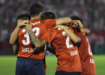 Independiente frena a Newell's