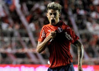 Independiente acaba con Racing y manda en Avellaneda