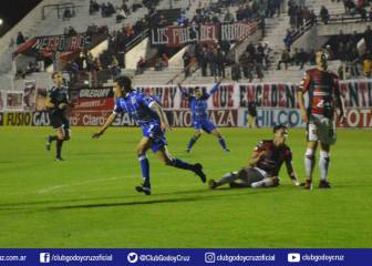 Godoy Cruz sigue en racha