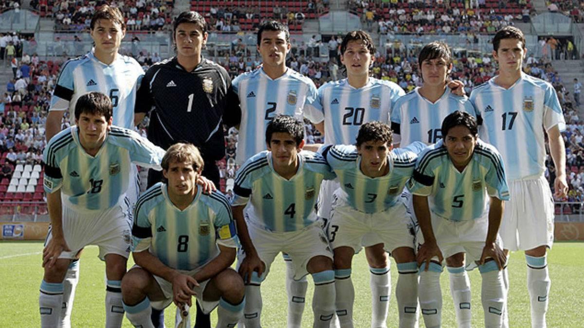 Qué fue de la generación de Messi campeona Sub-20  - AS Argentina 46f5a4cad71