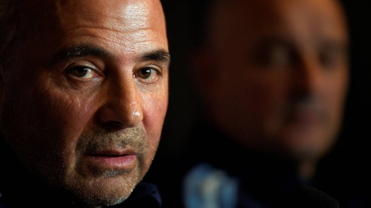 Sampaoli takes charge of Argentina: starts against Brazil