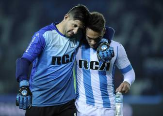 Racing no pudo ante un Aldosivi 'anti grandes'